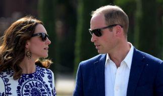 Herzogin Kate und Prinz William gelten eigentlich als DAS Traumpaar. Doch die beiden mussten zusammen eine schwere Krise überstehen. (Foto)