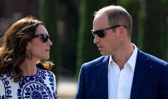 Kate Middletonund Prinz William: Intrige