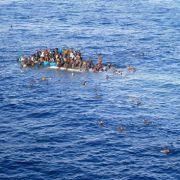 Erneute Flüchtlingskatastrophe im Mittelmeer (Foto)