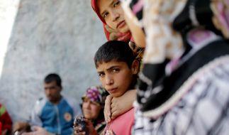 Im ersten Quartal wurden über 10.000 Asylanträge von Menschen aus dem Westbalkan gestellt. (Foto)