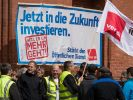 Nahverkehr und öffentlicher Dienst im Streik 2016