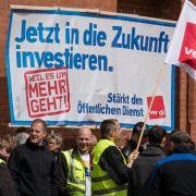 Verdi plant Warnstreiks in diesen Städten (Foto)
