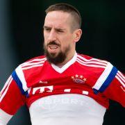 Vor Pokal-Kracher gegen Bremen: Ribery bricht Training ab (Foto)