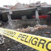 300 Nachbeben und über 400 Tote bei Erdbeben in Ecuador (Foto)