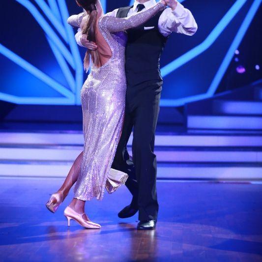 Julius Brink und Ekaterina Leonova zurück auf der Tanzfläche (Foto)