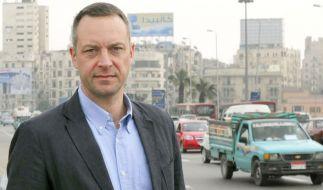 Journalist Volker Schwenck sitzt auf dem Istanbuler Flughafen fest. (Foto)