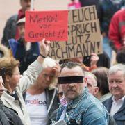 """Lutz Bachmann über Böhmermann: """"Die hätten mich hingerichtet"""" (Foto)"""