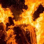 Lebendig verbrannt! Darum mussten eine Mutter und 6 Kinder sterben (Foto)