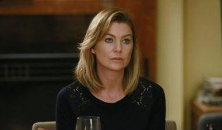 Dinnerparty im Eimer: Meredith weiß offenbar nicht, wie sie mit der Situation umgehen soll. (Foto)