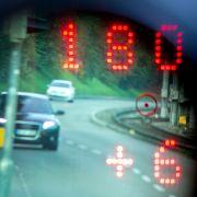 Wo wird geblitzt? In DIESEN Städten stehen Radarfallen (Foto)