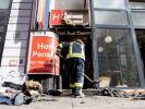 Bei einem Brand in einem Hamburger Hotel am Hauptbahnhof ist am Mittwochmorgen ein Mann ums Leben gekommen. (Foto)