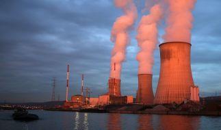 Die deutsche Bundesregierung hofft darauf, dass unter anderem das rissige Atomkraftwerk Thihange des Betreibers Electrabel vom Netz genommen wird. (Foto)