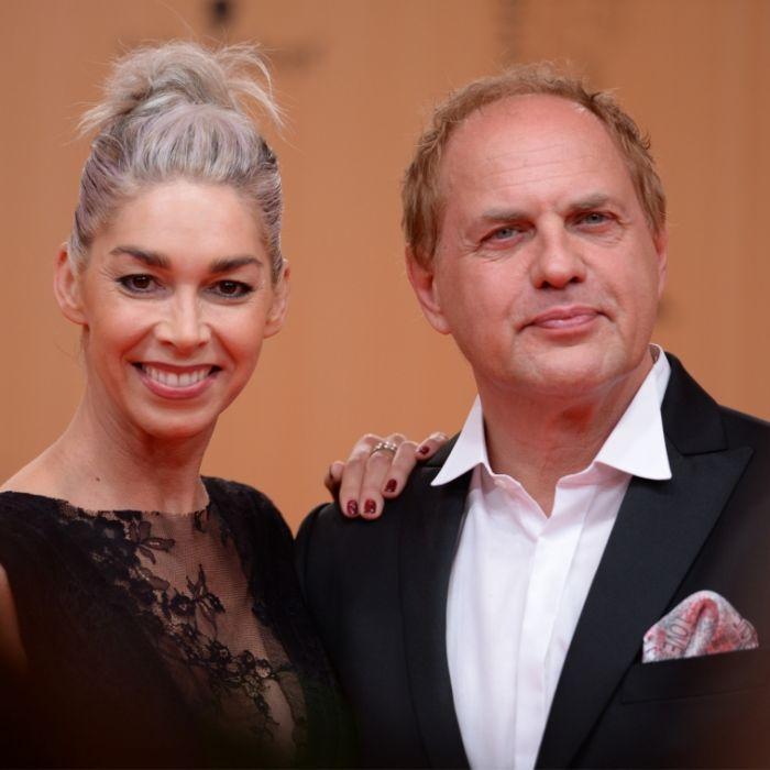 Mit ihr schwelgt der Schauspieler im Liebesglück (Foto)