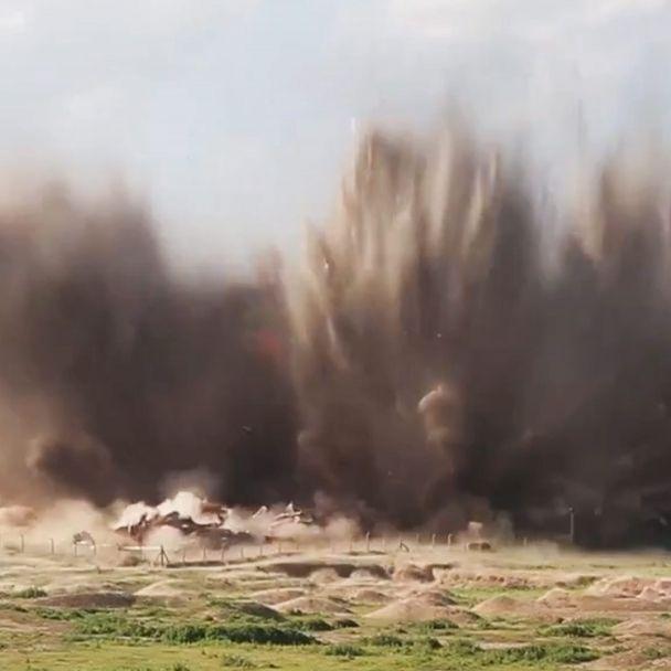 Terror-Miliz IS plant Angriffe auf Europa mit Atombomben (Foto)