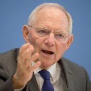 Schäuble für späteren Rentenbeginn (Foto)