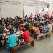 Erstaufnahme-Mitarbeiter erpressten Flüchtlinge (Foto)