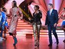 """Bei der aktuellen Staffel von """"Let's Dance"""" kommen die Kandidaten dank dieses goldigen Wunder-Outfits an der Jurorin einfach nicht vorbei. (Foto)"""