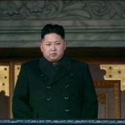 Kim Jong-Un droht seinen flüchtendem Volk (Foto)