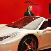 Hochzeitscrash! Bräutigam fährt Ferrari zu Schrott (Foto)