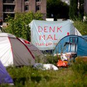 So leben Menschen in Mini-Slums - mitten in Berlin (Foto)