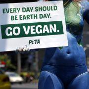 Nackt und grün: Die 5 besten Aktionen zum Earth Day (Foto)