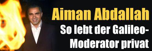 Aiman Abdallah