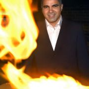"""Ist das George Clooney? So lebt der """"Galileo""""-Moderator (Foto)"""