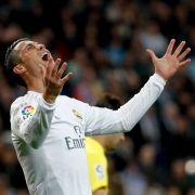 Christiano Ronaldo nicht dabei - Keine Tore im Champions League Halbfinale (Foto)