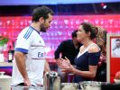 "Sabia Boulahrouz als Gast bei ""Grill den Henssler"""
