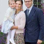 Das macht die Kronprinzessin ohne ihren Prinz Daniel (Foto)