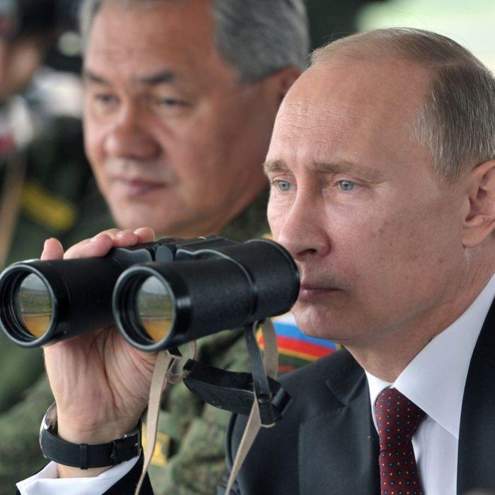 Könnte ER der neue Präsident Russlands werden? (Foto)