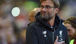 Schaut bei seiner Kaderplanung auch nach Deutschland: Liverpool-Trainer Jürgen Klopp. (Foto)