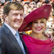 Riesenparty für Willem-Alexander! So feiern ihn die Niederlande (Foto)
