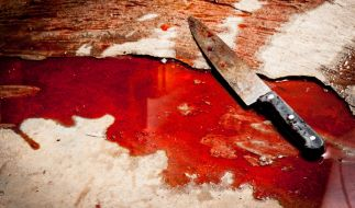 Eine 43-Jährige hat vor Gericht zugegeben, ihren Ehemann mit 14 Messerstichen getötet zu haben. (Foto)