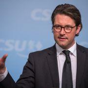 Andreas Scheuer warnt Deutsche vor Türkei (Foto)