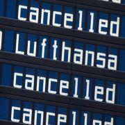 Flughafen München, Frankfurt und Co. lahm gelegt! (Foto)