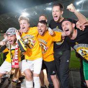 Darum sagt Dynamo Dresden die Aufstiegsfeier ab (Foto)