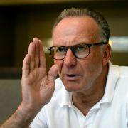 """Rummenigge schreibt Finale nicht ab: """"Ich möchte nach Mailand"""" (Foto)"""