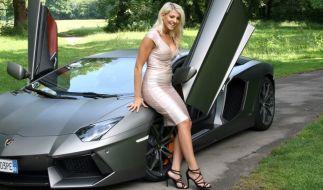 Sarah Nowak wird immer öfter als Model gebucht. (Foto)