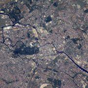 Erkennen Sie diese Städte von oben? (Foto)