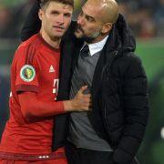 """""""Müller spielt immer"""" - Darum hat sich Pep verzockt (Foto)"""