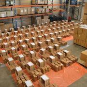 Tonnenweise Kokain entdeckt - Spur an den Niederrhein (Foto)