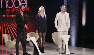 Sie werden am 12.Mai entscheiden, wer Germany´s next Topmodel wird. (Foto)