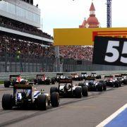 Der Große Preis von Russland: Rosberg siegt überragend in Sotschi (Foto)