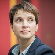 AfD-Vorsitzender Frauke Petry droht ein Aufstand von rechts (Foto)