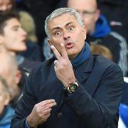 José Mourinho: Wird er neuer Schweini-Coach? (Foto)