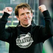 Stendel bleibt Cheftrainer bei Hannover 96 (Foto)