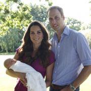 Zwei Tage nach der Geburt wird der offizielle Name des künftigen Königs von Großbritannien veröffentlicht: