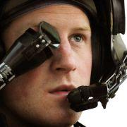 Prinz Harry im Gefühlschaos nach Kriegseinsatz in Afghanistan (Foto)