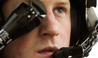Prinz Harry hat in Afghanistan Traumatisches erlebt. (Foto)